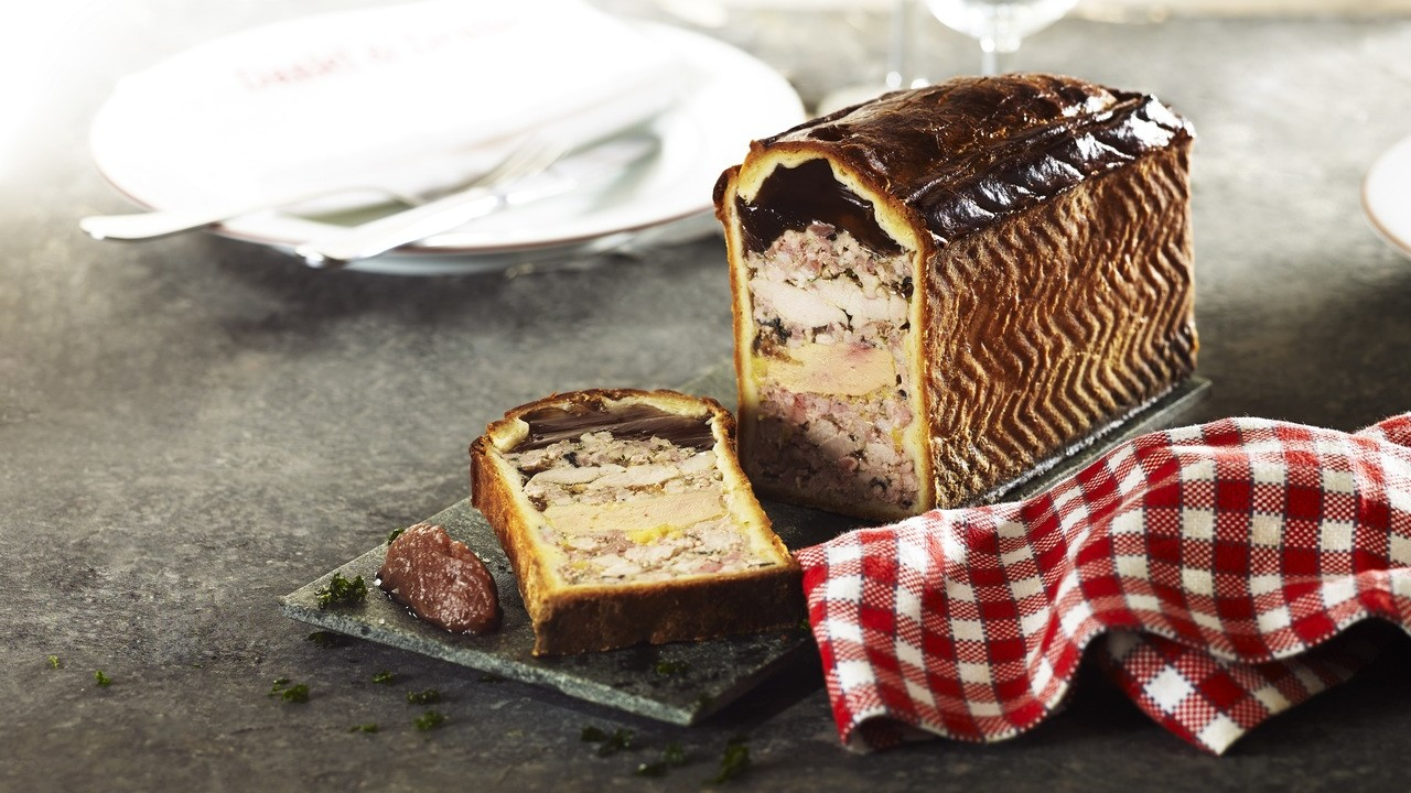 Pâté en croûte, Lyon, Champion du monde, Bouchon lyonnais