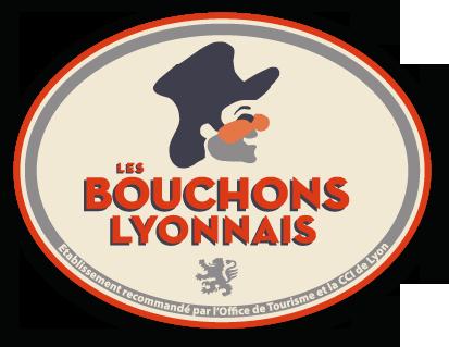 Logo de l'Association des Bouchons Lyonnais représentant Gnafron