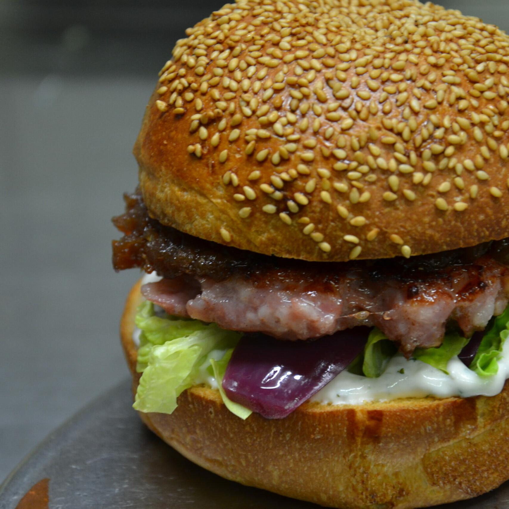 daniel et denise vente a emporter burger